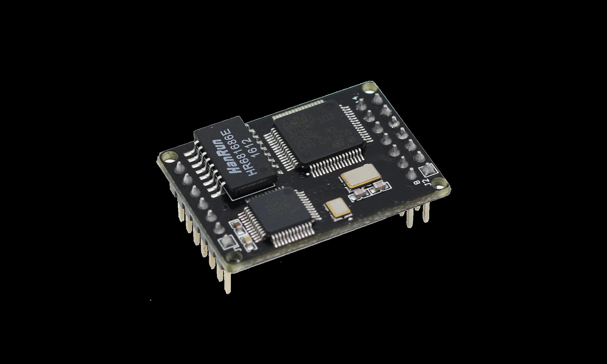 WIZnet HK 推出高性能串口转以太网模块:W5500S2E-S1