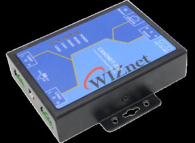 WIZnet高性能以太网模块