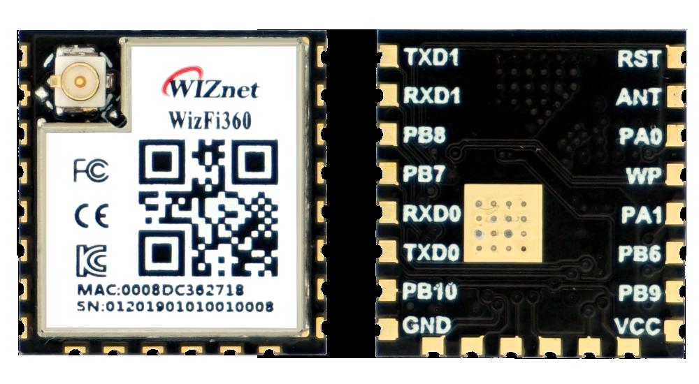 介绍一下官方WizFi360